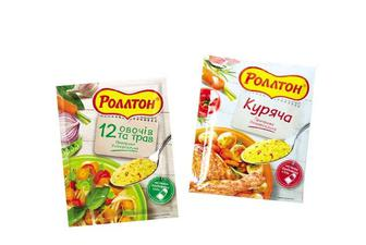 Приправа Куряча/12 овочів та трав Роллтон 80 г