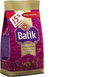 Чай чорний «Середньолистовий» F.B.O.P. Batik, 100г