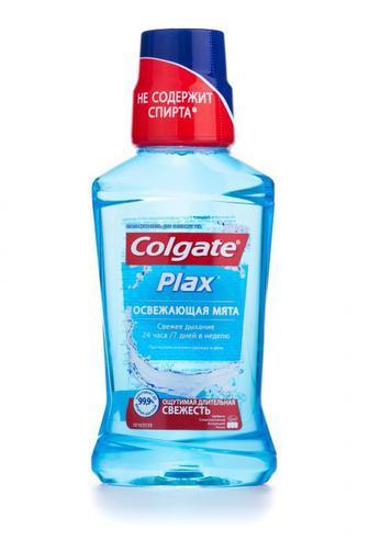 Ополаскиватель для полости рта Colgate Plax освежающая мята 250мл