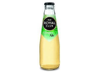 Напій імбирний ель, Royal Club, 0,2 л