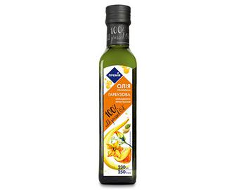 Олія рослинна гарбузова холодного пресування «Премія»® 230г