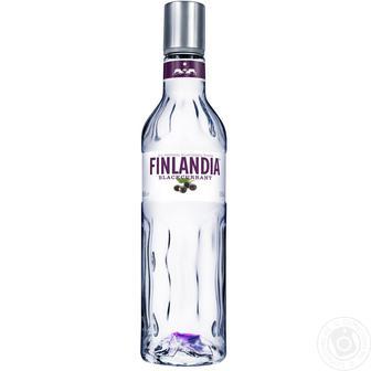 Горілка Finlandia Чорна смородина 0.5 л