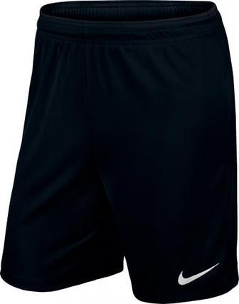 Шорти Nike YTH PARK II KNIT SHORT NB 725988-010 р. XL чорний