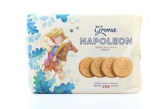 ПЕЧИВО затяжне «Наполеон» пряжене молоко, 1 кг GRONA