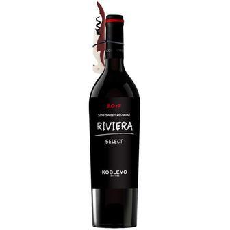 Вино біле або червоне напівсолодке Koblevo 0,75 л