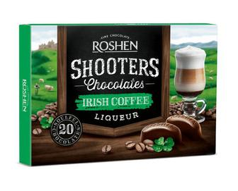 Цукерки Roshen Shooters irish coffee, 150г