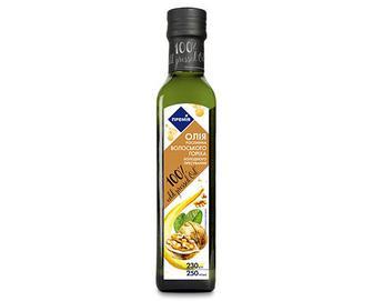 Олія рослинна волоського горіха холодного пресування «Премія»® 230г