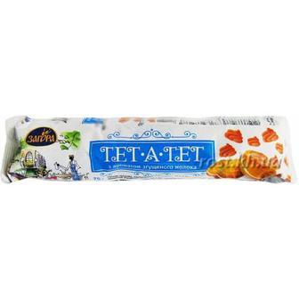 Печиво Тет-а-Тет Загора 75г