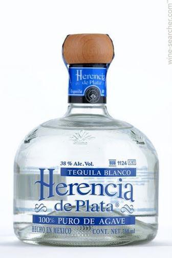 Herencia De Plata Blanco Текіла, 0.7л