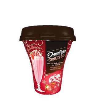 Коктейль Даніссімо йог.десерт 5.2%полун/мороз.260г