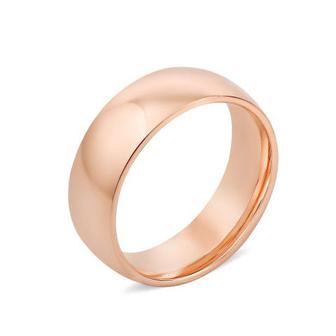 Обручальное кольцо классическое 10174/01/0