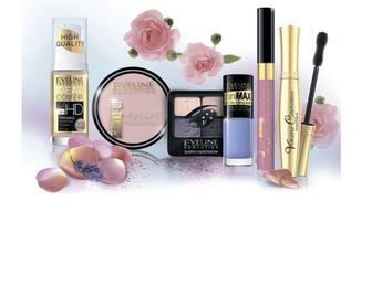 Асортимент косметики Eveline Cosmetics