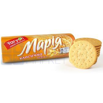 Печиво Марія класична Yarych 160г
