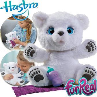Интерактивная игрушка Полярный Медвежонок Hasbro FurReal