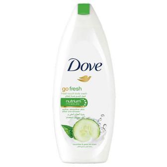 Крем-гель Dove для душу Дотик свіжості 250мл
