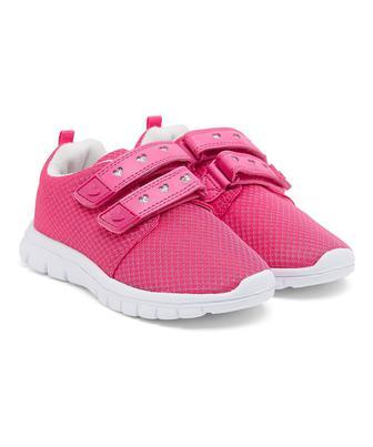 Рожеві легкі кросівки від Mothercare