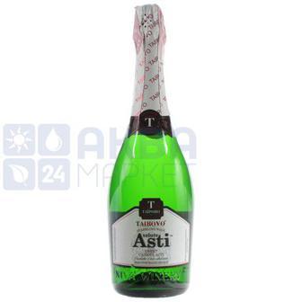 Вино ігристе Asti біле солодке Таїрово 0,75л