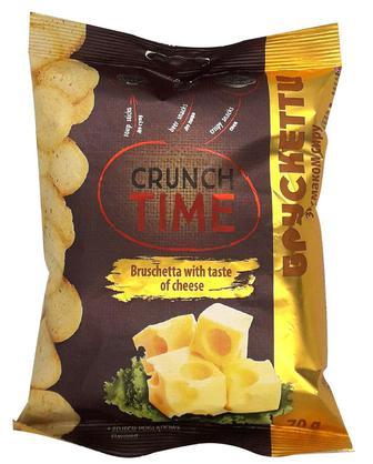 Брускетти Crunch Time Сир 70 г