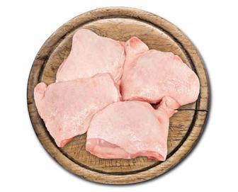 Скидка 20% ▷ Куряче стегно з частиною спинки, кг
