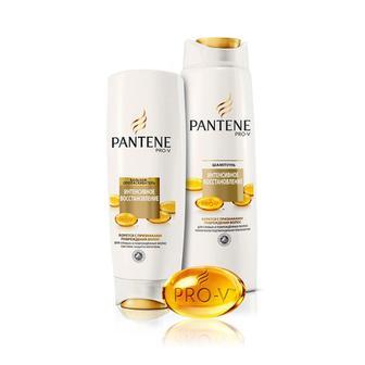 Шампуні та бальзами для волосся Pantene