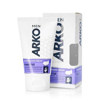 Крем после бритья ARKO мужской Экстра чувствительный, 50мл