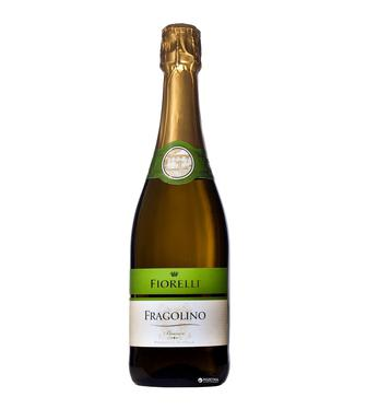 Вино ігристе Фіорелі Росо червоне солодке, Біянко біле солодке Фраголіно 0,75л