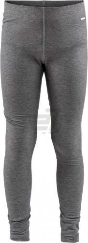Скидка 20% ▷ Термоштани Craft Essential Warm Pants Junior 1906632-975000 110/116 сірий