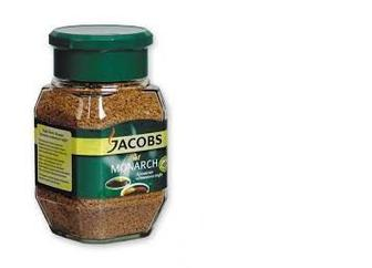 Скидка 22% ▷ Кава Монарх розчинна с/б, Jacobs, 95 г