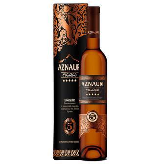 Коньяк Aznauri 5 зірок 0,5л