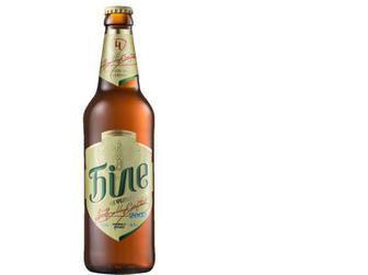 """Пиво Біла Ніч темне 4,8%, Біле світле 4,8%, """"Чернігівське"""", 0,5л"""