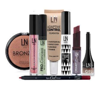 Декоративна косметика LN Professional