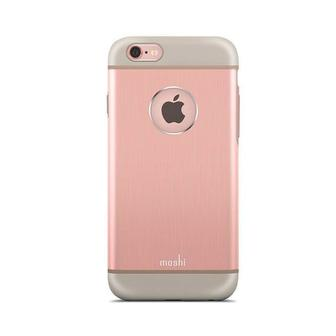 Moshi iGlaze Armour Metallic Case Golden Rose for iPhone 6 Plus/6S Plus (99MO080305)