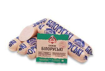 Сосиски Білоруські, Забіяка, кг