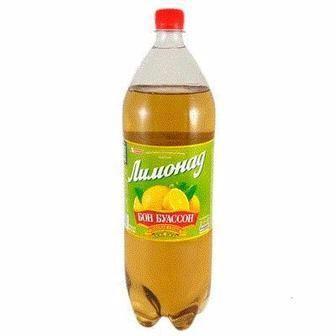Напиток Лимонад Бон Буассон 2 л