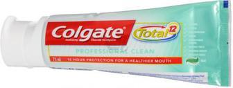 Зубна паста Colgate Total 12 Професійне чищення гель 75 мл