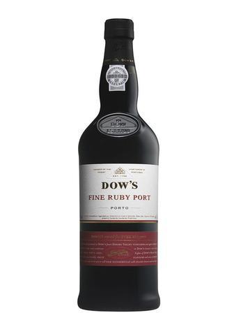 Вина Dow's Fine Ruby Port 0.75 л