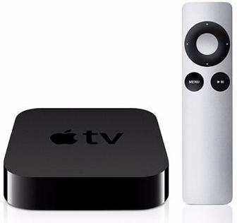 Медиаплееры Медиаприставка Apple TV MD199 (v3)