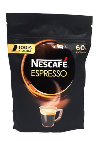 Кава Espresso Nescafe 60 г
