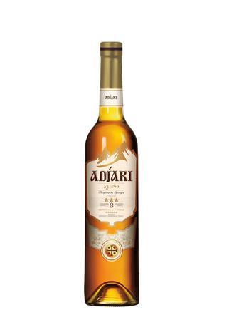 Коньяк 3* Аджарі 0,5л