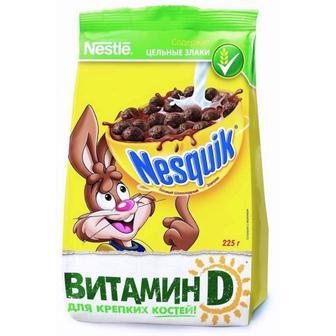 Пластівці Nesquik Nestle 225г