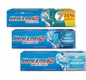 BLENDAMED Комплекс 7 Зубна паста 100 мл / 125 мл