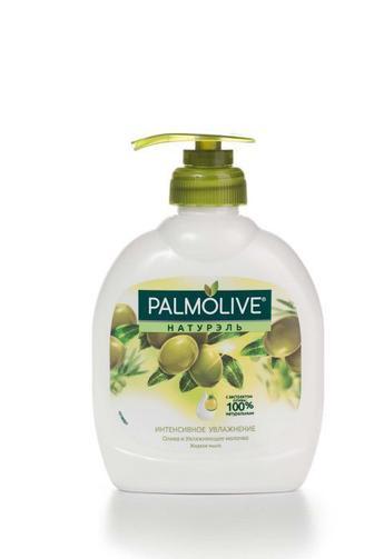 Мыло жидкое Palmolive Оливковое Молочко, 300мл