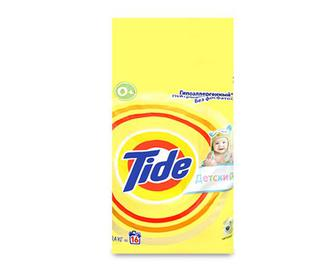 Порошок пральний Tide автомат для чутливої дитячої шкіри, 2,4кг