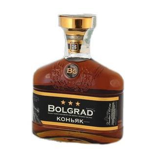 Коньяк Болград 3* 0,5л