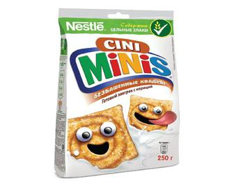 Сніданок сухий готовий Nestle Cini Minis, 250г