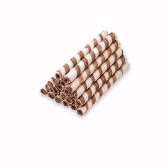 Вафельные трубочки ХБФ с какао, с молоком, 200 г