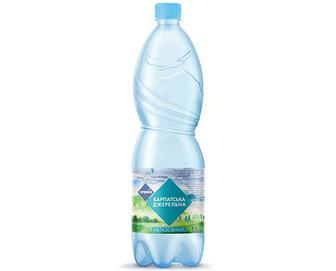 Вода мінеральна «Карпатська Джерельна» негазована «Премія»® 1,5л