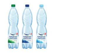 Мінеральна вода, Карпатська Джерельна, 1,5л