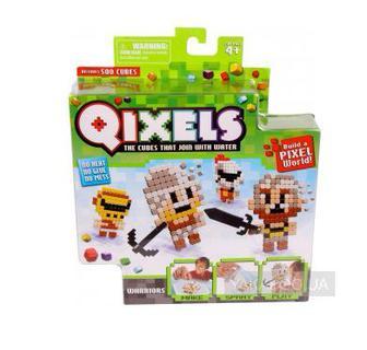 Набір іграшковий аквамозаїки з пікселів Qixels