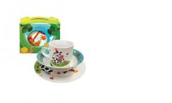 Скидка 30% ▷ Набор детской посуды, Limited Edition